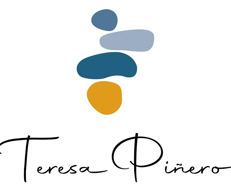 Logotipo Teresa Piñero Pilates Studio